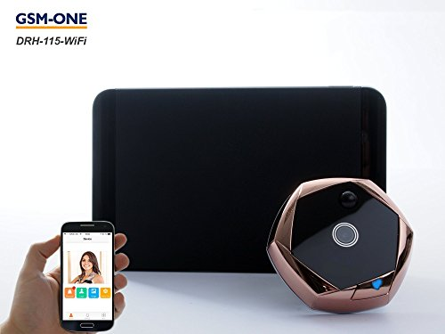 testbericht t rspionkamera mit wifi gsm one drh 115 wifi t rspionkameras. Black Bedroom Furniture Sets. Home Design Ideas