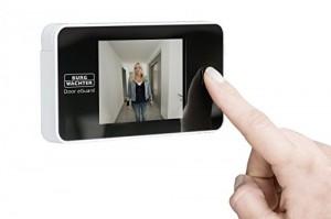 Wie lange ist die Standby-Zeit von einem digitalen Türspion mit Kamera?