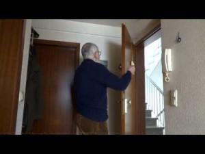 Türspionkamera für Senioren